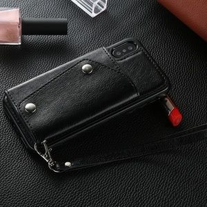 Accessories - iPhone Leather Wallet Cover